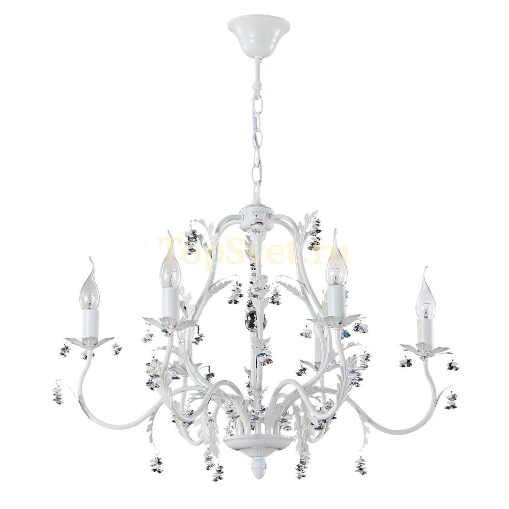 CRISTINA SP6 WHITE Crystal Lux