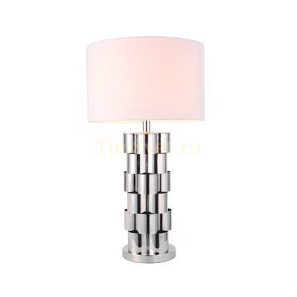 Настольная лампа BT-1021 nickel Delight Collection Table Lamp