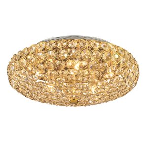 King PL5 Oro Ideal Lux
