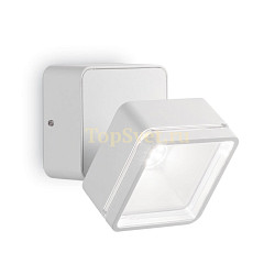 Omega Square AP1 Bianco Ideal Lux
