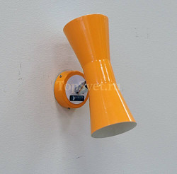 WB 8020/2.07 ORANGE+WHITE BIG SNODO La Lampada