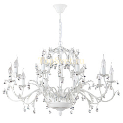 CRISTINA SP10 WHITE Crystal Lux